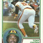 Tony Gwynn rookie card