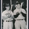 1936 World Series Lou Gehrig Mel Ott