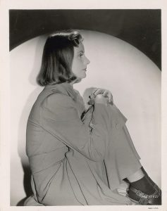 Late 1920s 8x10 press photo of atress Garbo.  Movie studios issues photos to promote their movies and movie stars.