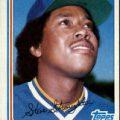 1982 Topps Traded Steve Stroughter