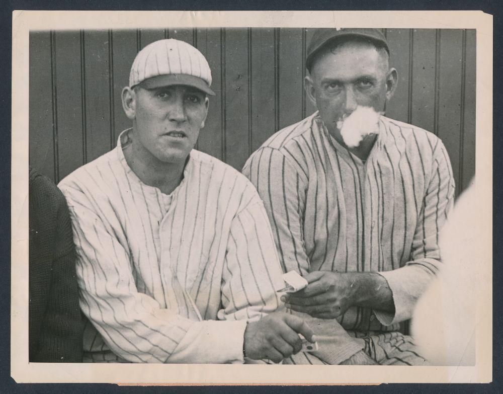 Joe Jackson baseball photo 1922