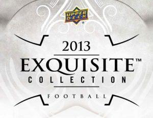 Exquisite Football 2013 box