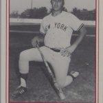 1982 TCMA John Elway baseball card