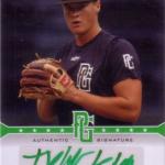 Tyler Kolek baseball card