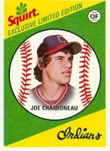 Joe Charboneau Squirt 1981
