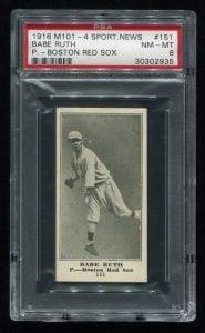1916 M101 Ruth