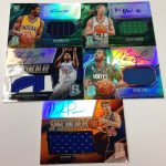 2013-14 Spectra basketball cards