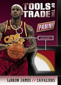 LeBron James Tools of the Trade Promo