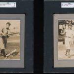 Ty Cobb Fred Clarke Pinkerton Cabinet 1911