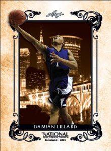 Leaf 2014 NSCC Promo Damian Lillard
