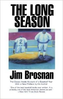 Jim Brosnan The Long Season