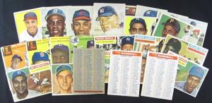 1950s baseball cards