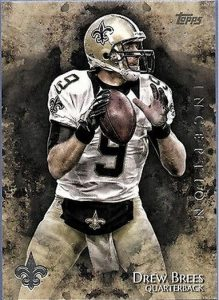 Drew Brees 2014 Topps Inception