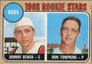 Johnny Bench 1968 Topps