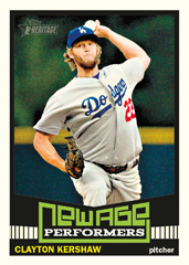 Clayton Kershaw New Age Performers