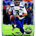 Russell Wilson Topps Power Players