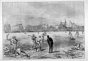 1800s Harper's Wood-Engraving