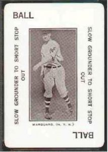 Relief printing, such as used to make this 1913 baseball card, has been used commercially for decades.