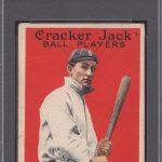 Ty Cobb Cracker Jack 1915 PSA 3