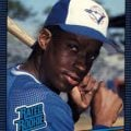 Fred McGriff rookie