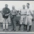 Babe Ruth Lou Gehrig spring 1930
