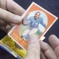 Topps Football Cello Pack 1958
