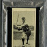 Joe Jackson 1916 Sporting News card