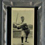 Joe Jackson 1916 Sporting News card