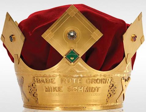 Mike Schmidt Sultan of Swat crown