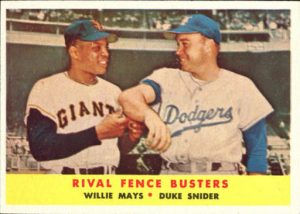 Topps Rival Fence Busters