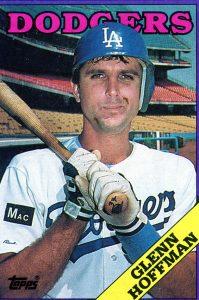 1988 Topps Glenn Hoffman
