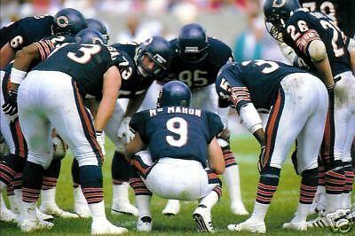 Chicago Bears Jim McMahon