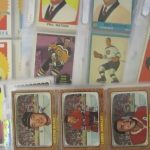 vintage collection hockey cards