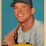 Mickey Mantle 1954 Red Heart