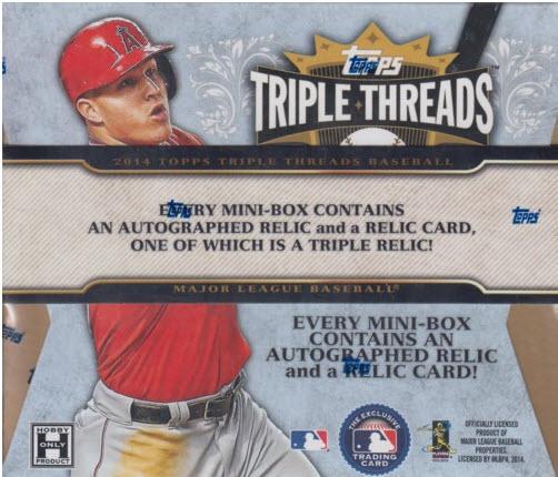 Triple Threads box 2014