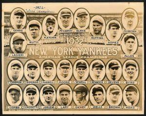 New York Yankees 1932
