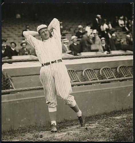 1910 Christy Mathewson photo