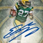 Eddie Lacy autographed 2014 Topps Five Star