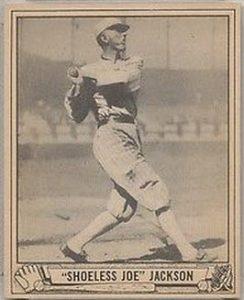 Joe Jackson 1940 Play Ball