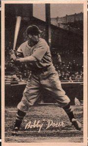 Bobby Doerr 1937 Goudey Wide Pen