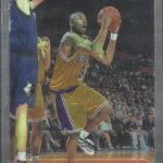 1996-97 Topps Chrome Basketball Kobe Bryant