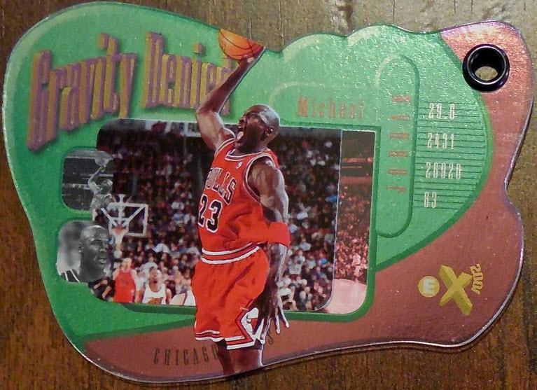 Jordan Gravity Denied Card