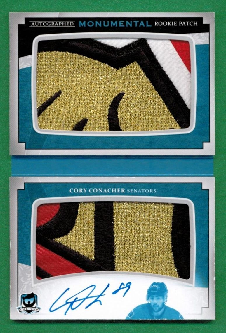 Monumental Rookie Patch
