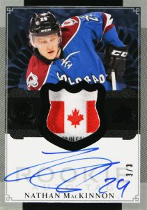 2013-14-NHL-The-Cup-Upper-Deck-Autographed-Black-Tag-Nathan-MacKinnon-3
