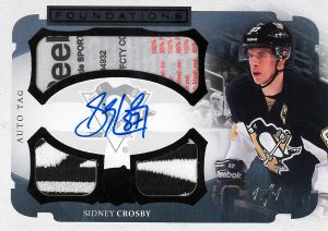 Sidney Crosby The Cup 2013-14 auto