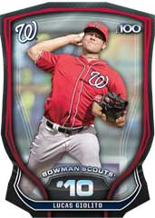 2014 Bowman Baseball