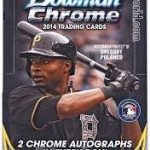 Bowman Chrome 2014 Box