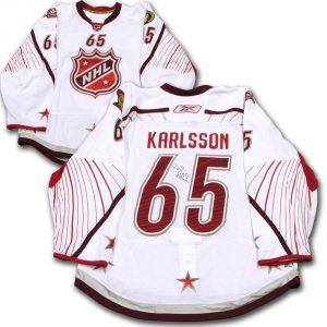 Game-worn NHL All-Star Jersey Erik Karlsson
