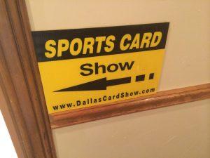 Dallas Card Show