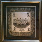Silk pillowcase 1915 Boston Red Sox
